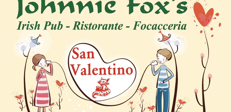 San Valentino al Johnnie Fox's